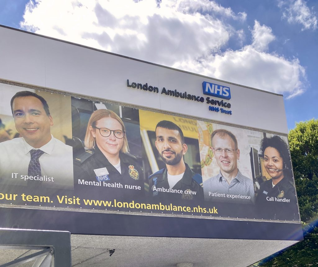 NHS Front line workers
